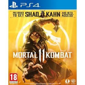 Hra Ostatní PlayStation 4 Mortal Kombat 11 (5051892221580)