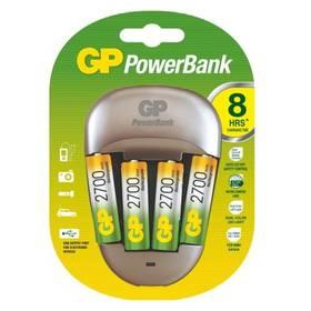 GP PowerBank GP PB27 (GP PB27) stříbrná