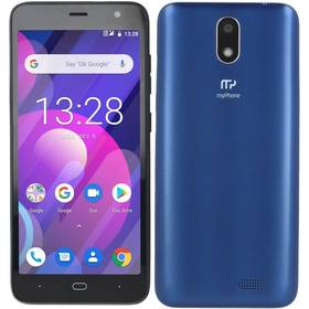 myPhone Fun 7 LTE (TELMYAFUN7LTEBL) modrý