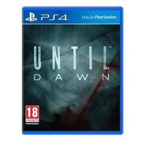Hra Sony PlayStation 4 Until Dawn (PS719815334)