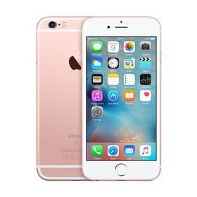 Apple iPhone 6s 16GB - Rose Gold (MKQM2CN/A) růžový