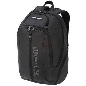 Husky Slander 28L černý + Taška přes rameno Coleman ZOOM - (1L, černá), 12 x 15 x 8,5 cm, 160 g, vhodná na doklady, mobil, klíče v hodnotě 259 Kč + Doprava zdarma