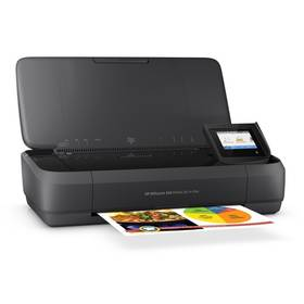 HP Officejet 252 Mobile AiO (N4L16C#A82) čierna
