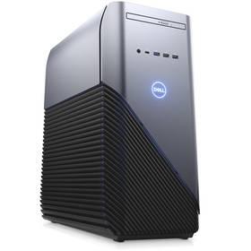 Stolní počítač Dell Inspiron DT 5680 Gaming (D-5680-N2-702S) stříbrný