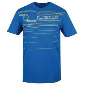 Tričko Loap Barker L39L (L93L-XL) modré
