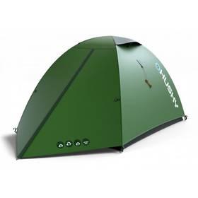 Husky Extreme Lite Bret 2 zelený + Přístřešek BLUM 2 PLUS v hodnotě 790 Kč + Doprava zdarma