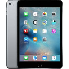 Dotykový tablet Apple iPad mini 4 Wi-Fi 128 GB - Space Gray (mk9n2fd/a)