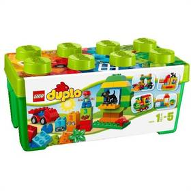 Lego® DUPLO Kostičky 10572 Box plný zábavy