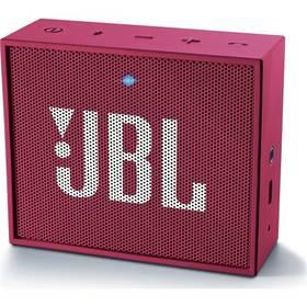 JBL GO růžové