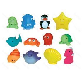 Sada hračiek do kúpeľa Ludi mořská zvířátka