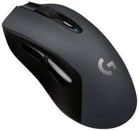 Logitech Gaming G603 (910-005101) černá Dárek Logitech – Gillette Fusion Proglide Flexball + Doprava zdarma