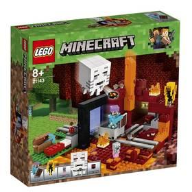 LEGO® MINECRAFT 21143 Podzemní brána + Doprava zdarma
