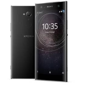 Sony Xperia XA2 Ultra Dual SIM (1312-6642) černý SIM s kreditem T-Mobile 200Kč Twist Online Internet (zdarma) + Doprava zdarma