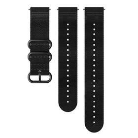 Suunto textilní velikost M a L - black/black (SS050228000)