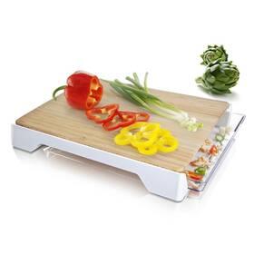 Tomorrow's Kitchen Cutting Board & Tray TK biela