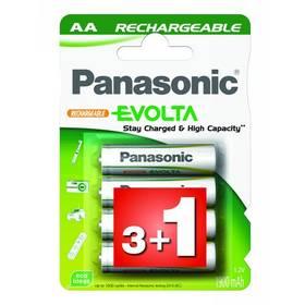 Panasonic R06 EVOLTA, 1900NiMH, P6E/4BC + Doprava zdarma