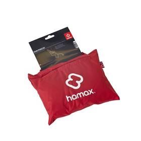 Pláštěnka k cyklosedačce Hamax - červená
