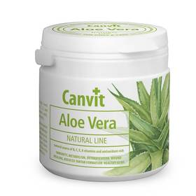 Canvit Natural Line Aloe Vera 80g