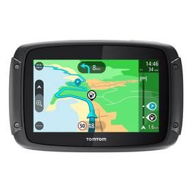 Navigace TomTom Rider 42 CE19 pro motocykly, LIFETIME mapy (1GE0.029.20) + Doprava zdarma