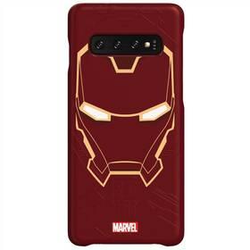 Samsung Iron Man na Galaxy S10 (GP-G973HIFGKWB) červený