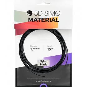 3D SIMO NYLON - černá 15m (G3D3012)
