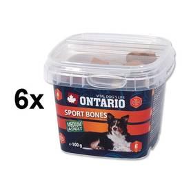 Ontario Snack Sport Bones 6 x 100g