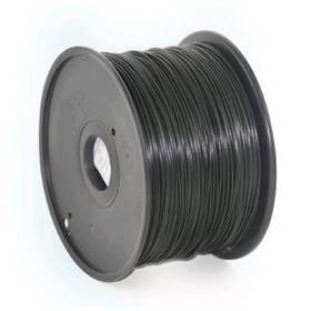 Tisková struna (filament) Gembird , ABS, 1,75mm, 1kg černá