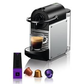 DeLonghi Nespresso EN124.S strieborné