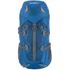 Husky Scape 38L modrý + Taška přes rameno Coleman ZOOM - (1L, černá), 12 x 15 x 8,5 cm, 160 g, vhodná na doklady, mobil, klíče v hodnotě 259 Kč + Doprava zdarma
