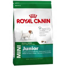 Royal Canin Mini Junior 8 kg + Doprava zdarma