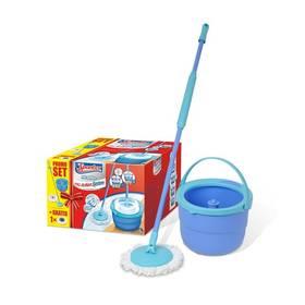 Spontex Full Action Systém+ modrý Čistící přípravek na koupelny YOU 500 ml (zdarma)