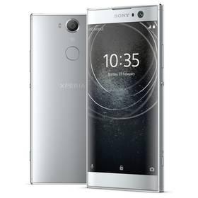 Sony Xperia XA2 Dual SIM (1312-6695) stříbrný + Doprava zdarma