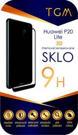TGM 3D pro Huawei P20 Lite (TGM3DHUAWP20LBL) černé