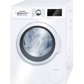 Bosch WAT28660BY bílá + K nákupu poukaz v hodnotě 3 000 Kč na další nákup + Doprava zdarma