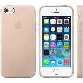 Apple pro iPhone 5s Case (MF042ZM/A) béžový