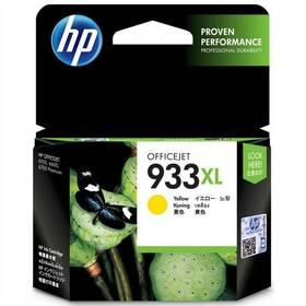 HP No.933XL, 825 stran (CN056AE) žlutá