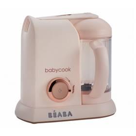 Parní vařič + mixér Beaba Babycook Solo limitovaná edice Pink + Doprava zdarma
