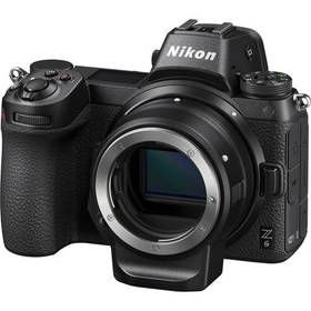 Nikon Z 6 + adaptér bajonetu FTZ KIT (VOA020K002) černý
