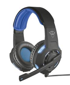 Trust GXT 350 7.1 Bass (22052) černý