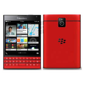 BlackBerry Passport QWERTY (10093273) červený