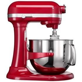 KitchenAid Artisan 5KSM7580XEER červený