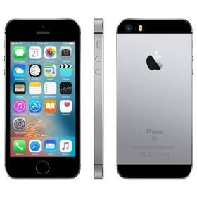 Apple iPhone SE 128 GB - Space Grey (MP862CS/A) Software F-Secure SAFE, 3 zařízení / 6 měsíců (zdarma) + Doprava zdarma