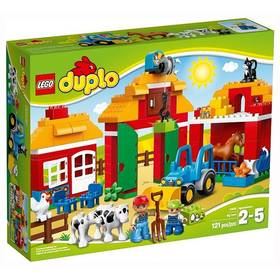 LEGO® DUPLO Lego Ville 10525 Velká farma + Doprava zdarma