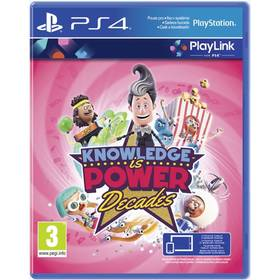 Sony PlayStation 4 Knowledge is Power Decades (PS719770817 )