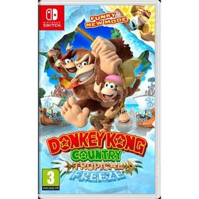Nintendo SWITCH Donkey Kong Country Freeze