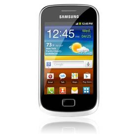 Mobilný telefón Samsung Galaxy Mini II (S6500) (GT-S6500XKAXEZ) čierny (vrátený tovar 4310005621)