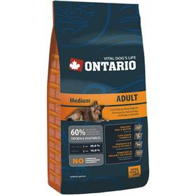 Ontario Adult Medium 13 kg + Doprava zdarma