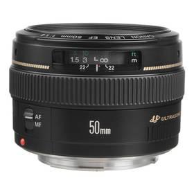 Canon EF 50mm f/1.4 USM (2515A019AA) černý + Doprava zdarma