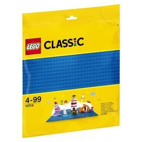 LEGO® CLASSIC® 10714 Modrá podložka na stavění