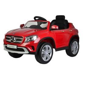 Elektrické autíčko Buddy Toys BEC 8111 Mercedes GLA červený